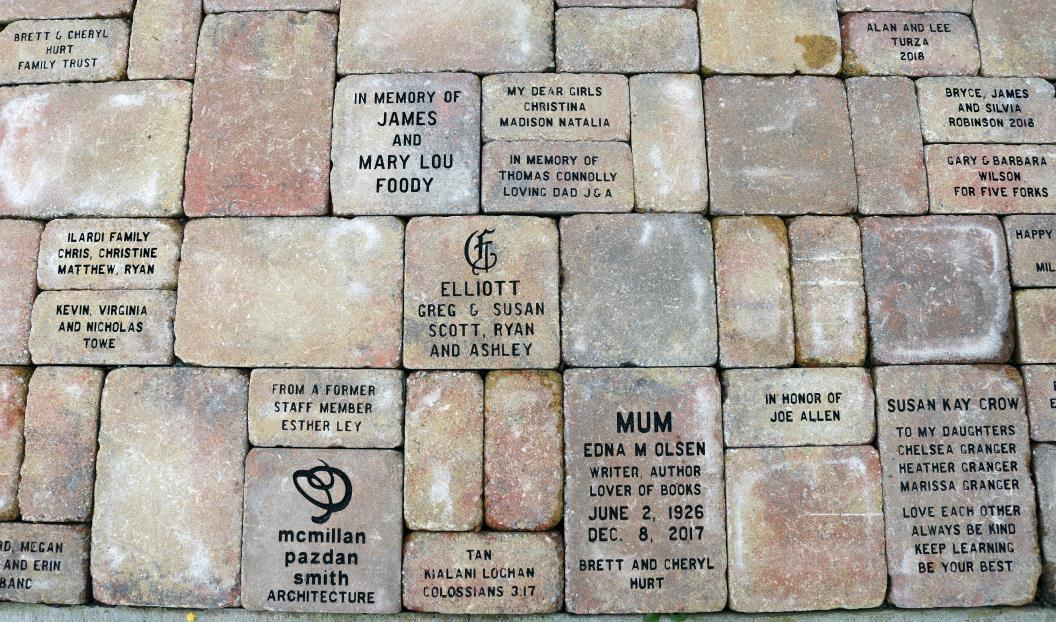 Five Forks Pavers