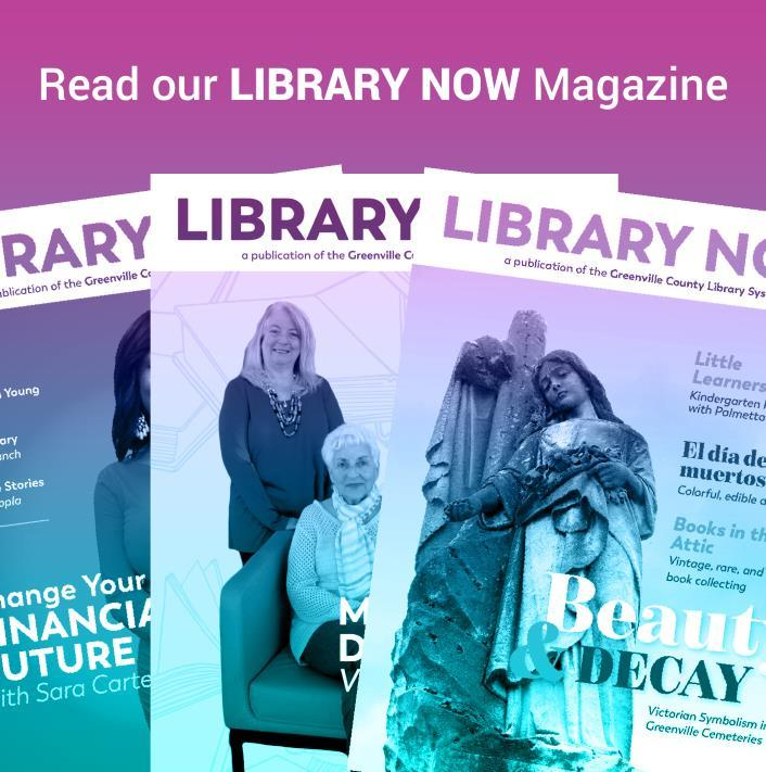 Library Now Magazine